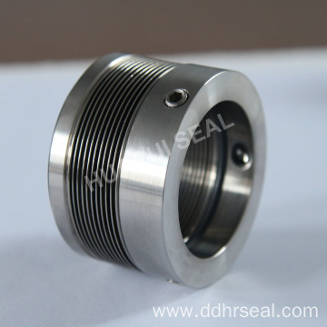 Rotary Metal Bellows Seal For Compressor